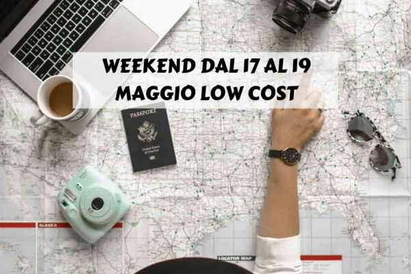 weekend maggio 2019